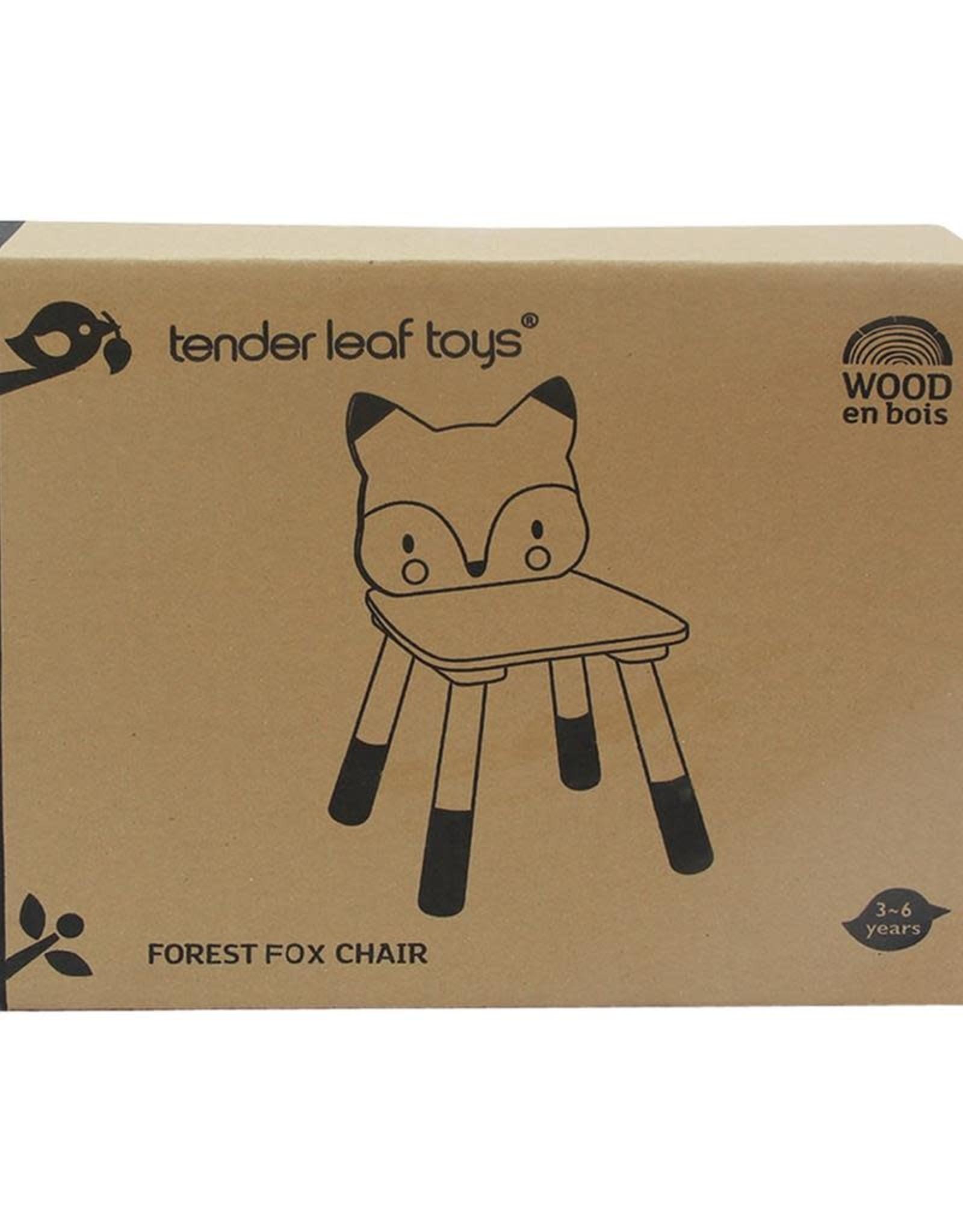 Tender Leaf Toys Stoel Vosje