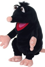 Living Puppets Handpop Schwups Molshoopkoning