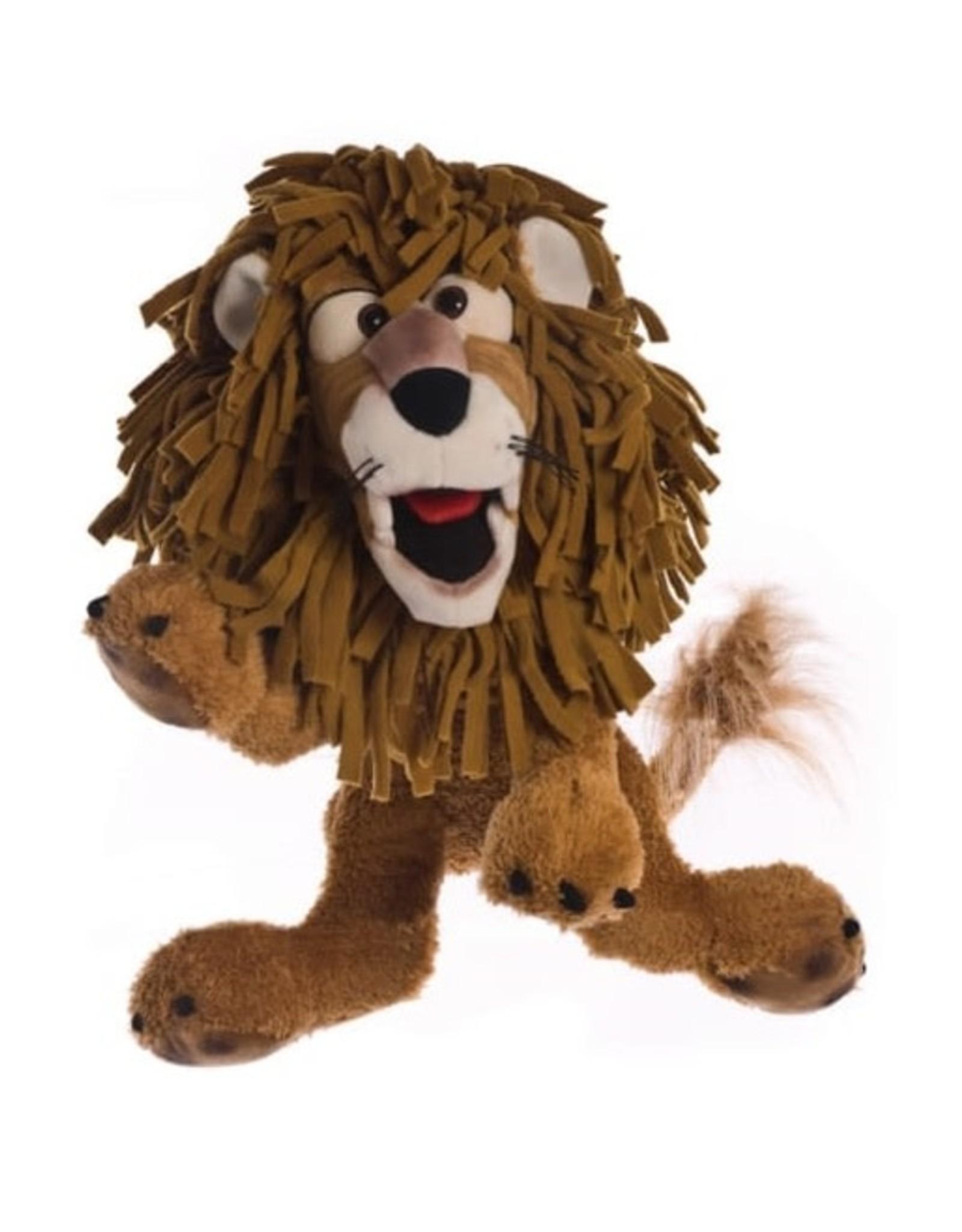 Living Puppets Handpop Carl de leeuw
