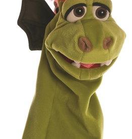 Living Puppets Handpop Gregor de draak