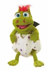 Living Puppets Kleine Gregor in het ei