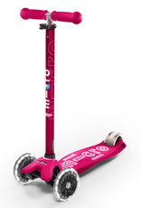Micro Step Maxi Micro Step Deluxe LED Roze