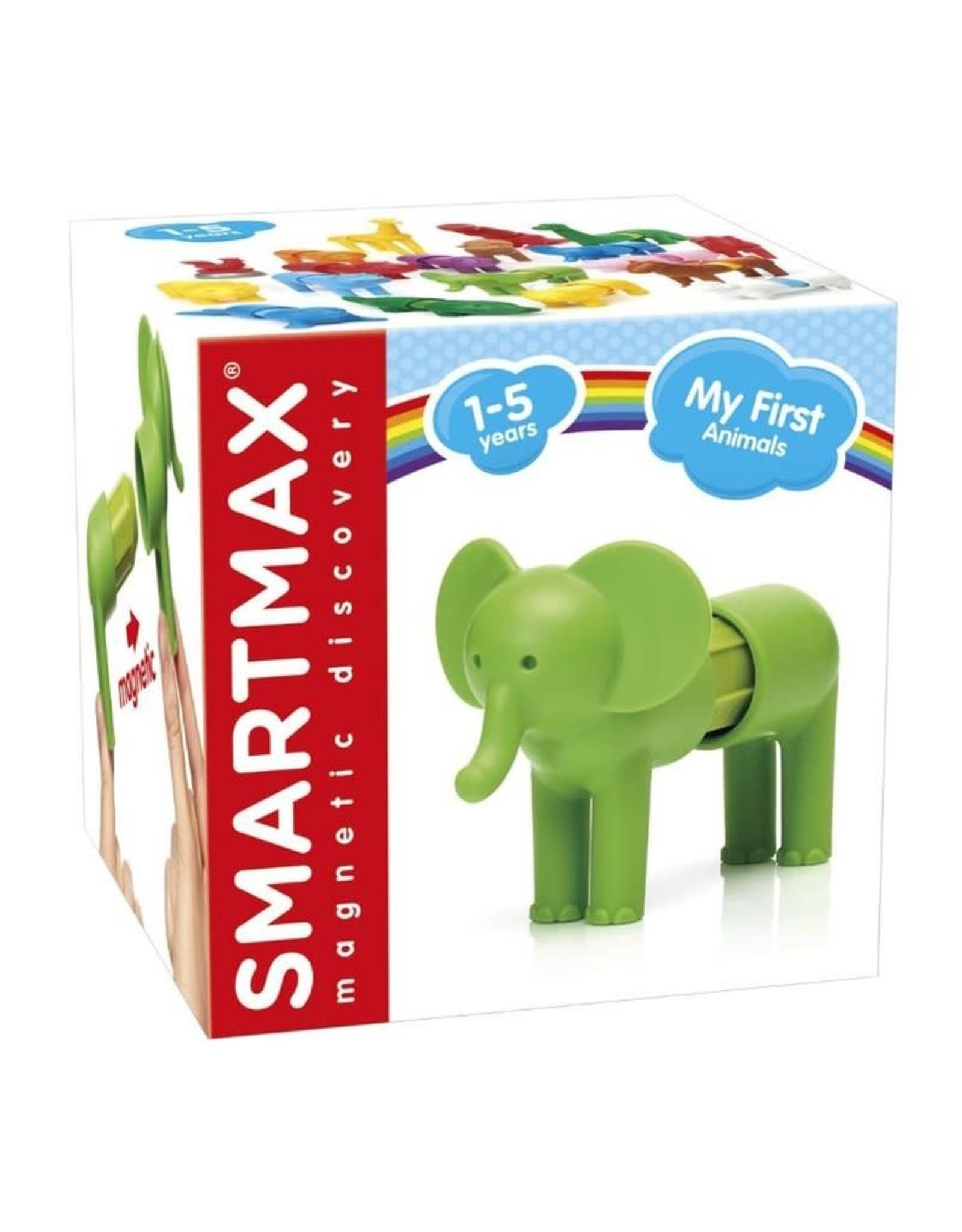 Smartmax My First Elephant Green
