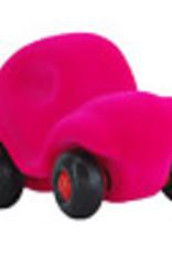 Rubbabu Zachte Auto Pink