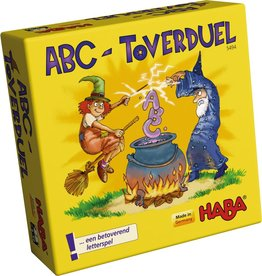HABA Abc-Toverduel