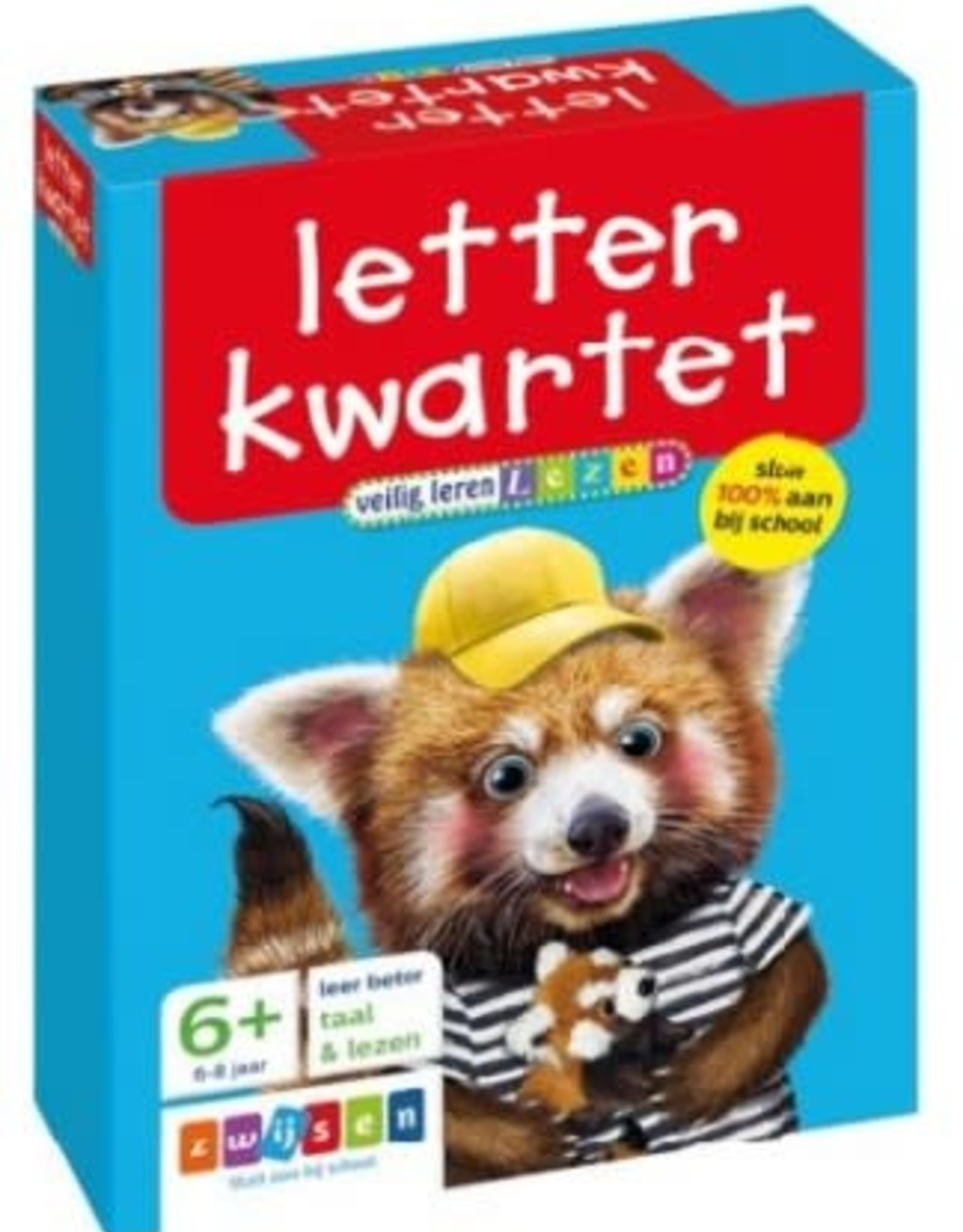 Zwijsen Letterkwartet