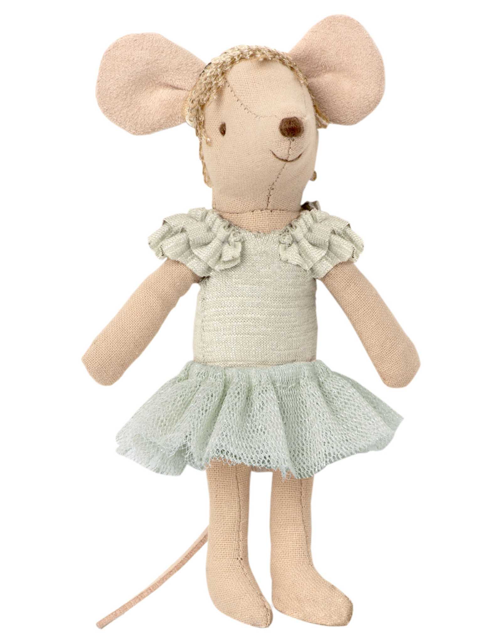 Maileg Grote zus Swan Lake Dance Mouse