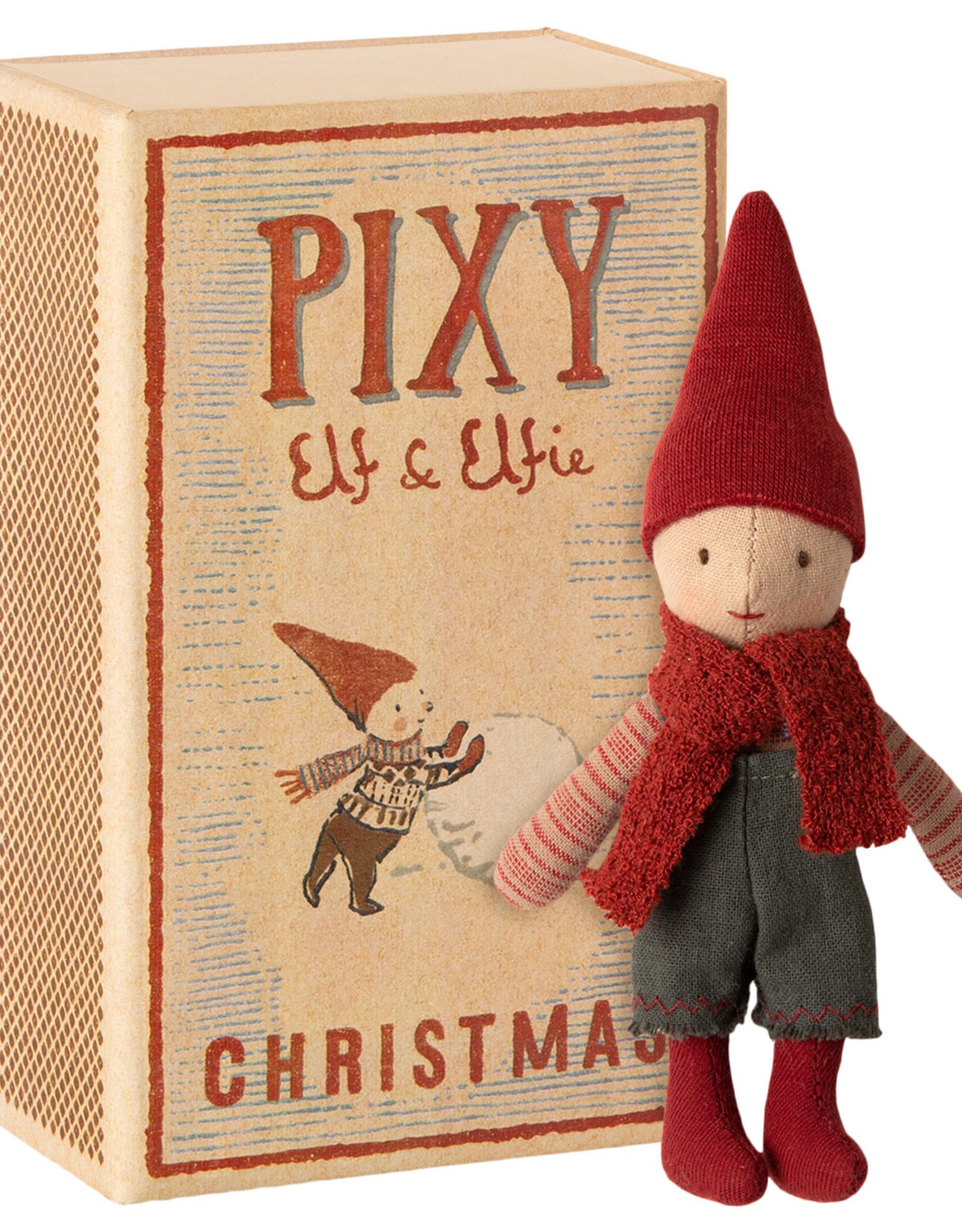 Maileg Pixy Elf in doosje
