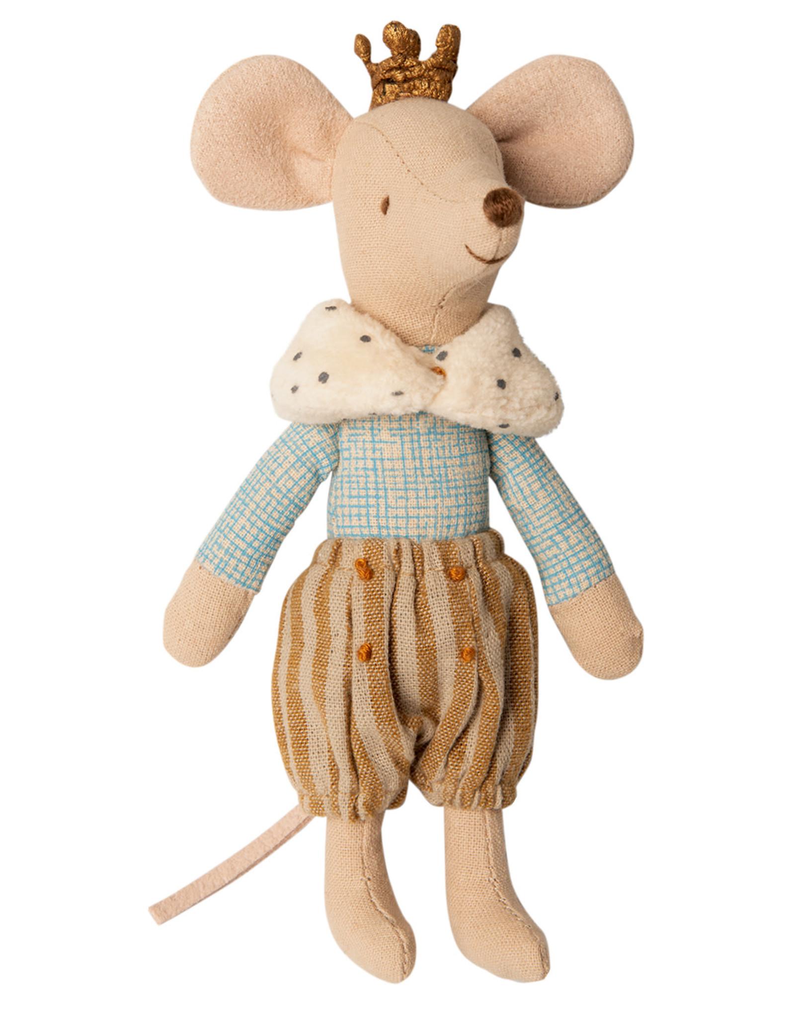Maileg Grote broer muis Prins