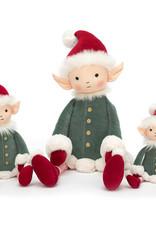Jellycat Leffy Elf Really Big