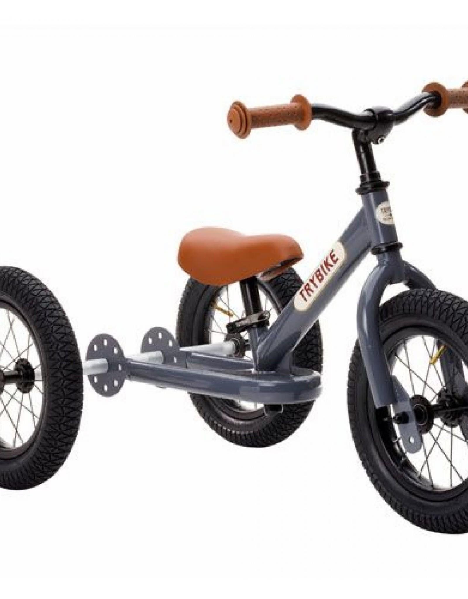 Trybike Loopfiets Trybike Steel Grijs