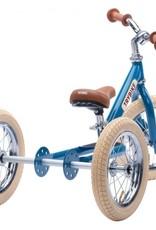 Trybike Loopfiets Trybike Steel Retro Blue