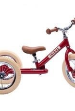 Trybike Loopfiets Trybike Steel Retro Red