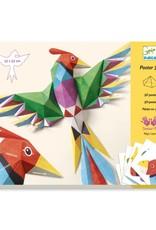 Djeco 3D-poster Amazonie