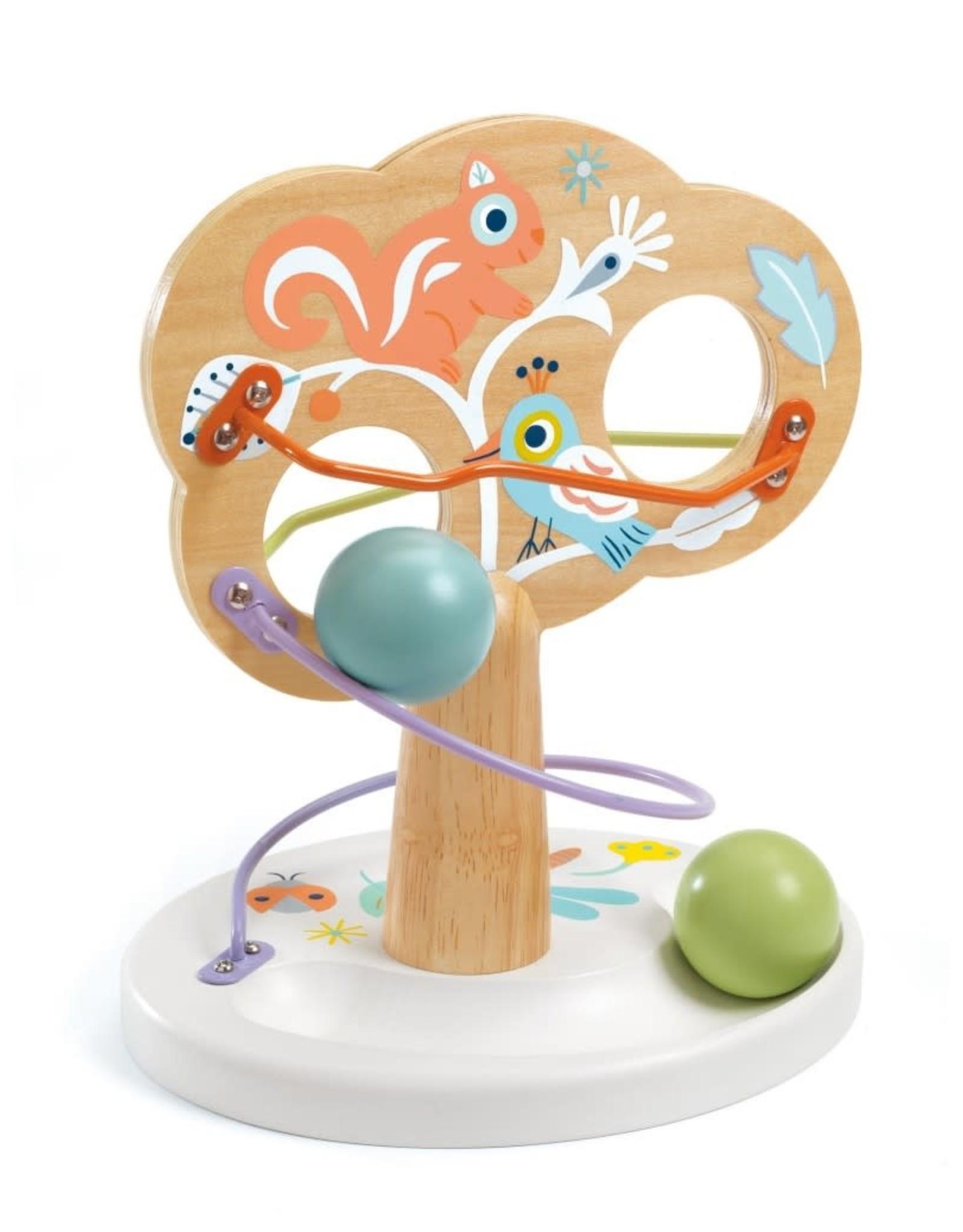 Djeco Ballenbaan Baby Tree