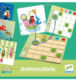 Djeco Eduludo Animocolorix