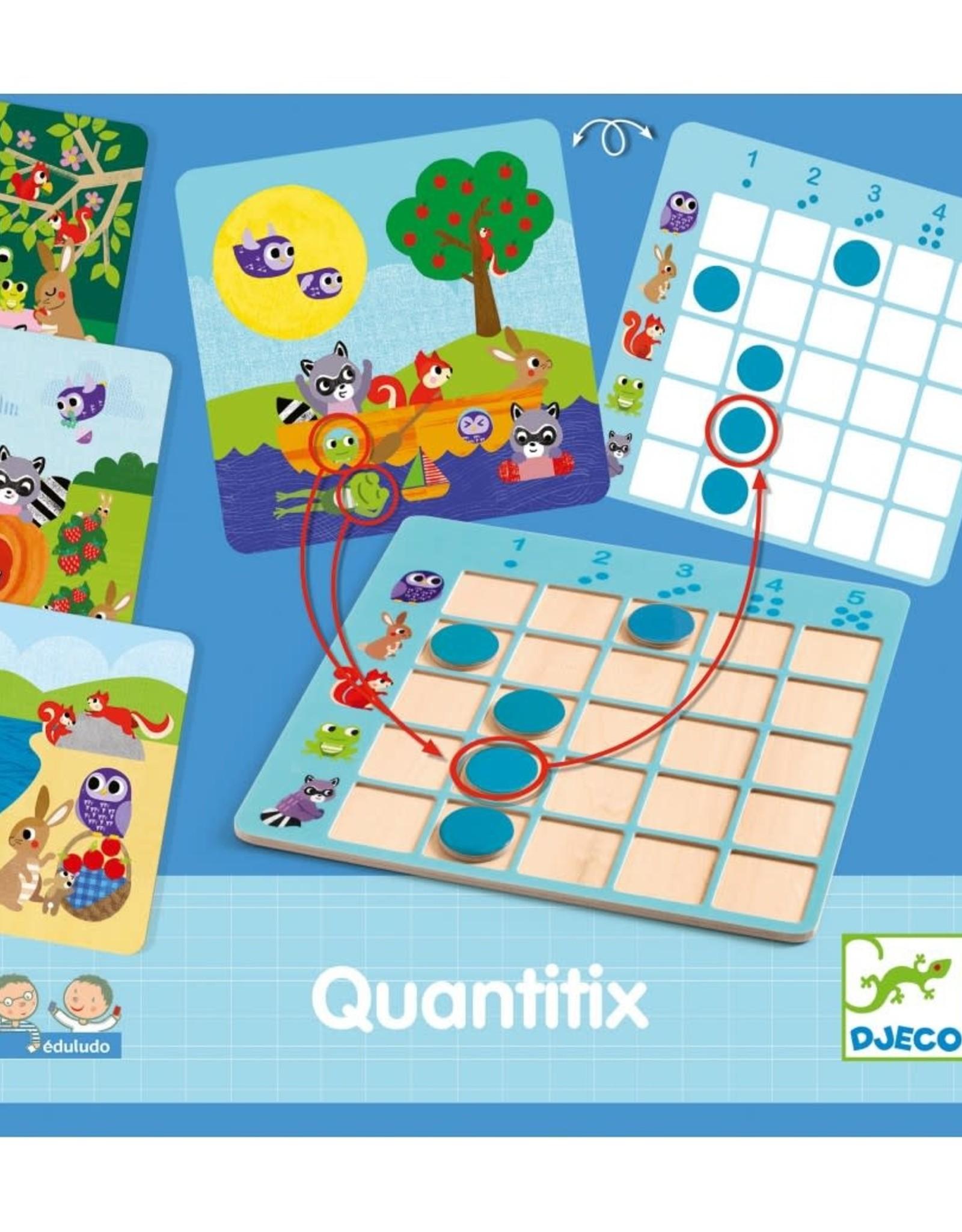 Djeco Eduludo Quantitix