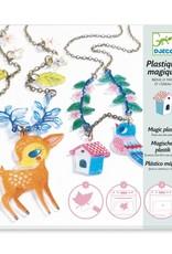 Djeco Magisch Plastic Hert&Vogel