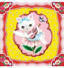 Djeco Muziekdoos Cat's Song