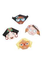 Djeco Origami Grappige Gezichten