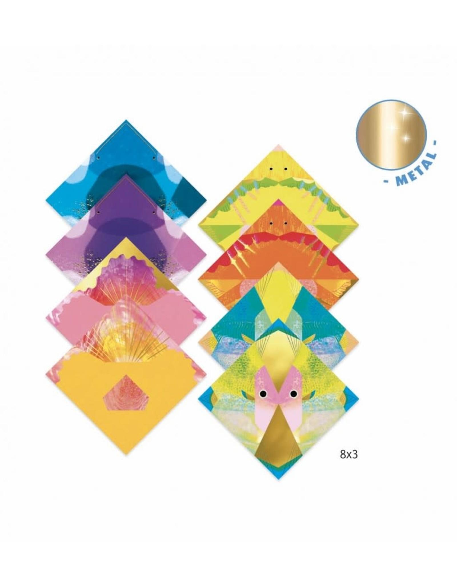Djeco Origami Zeedieren