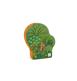 Djeco Silhouetpuzzel In De Jungle