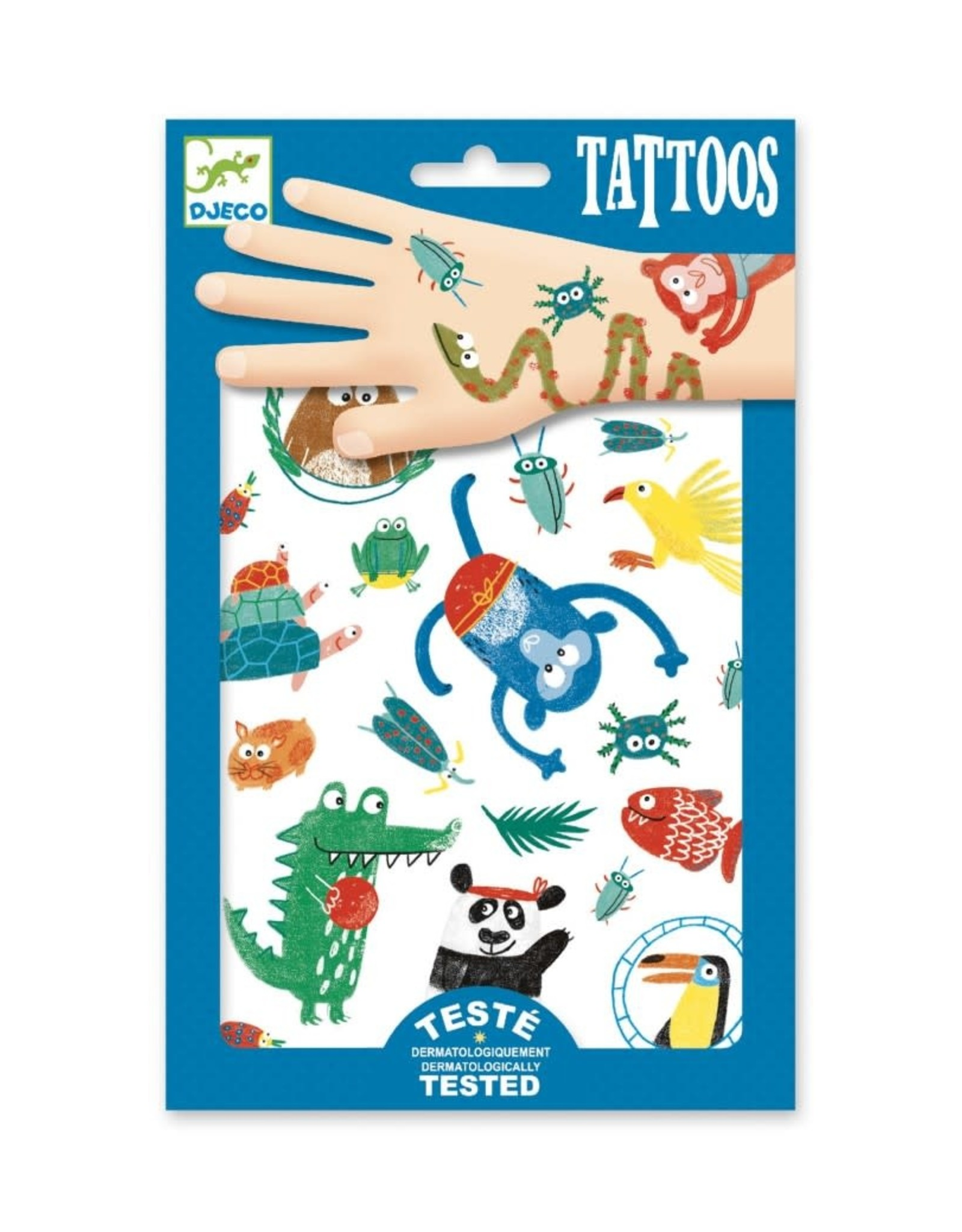 Djeco Tattoos Snouts