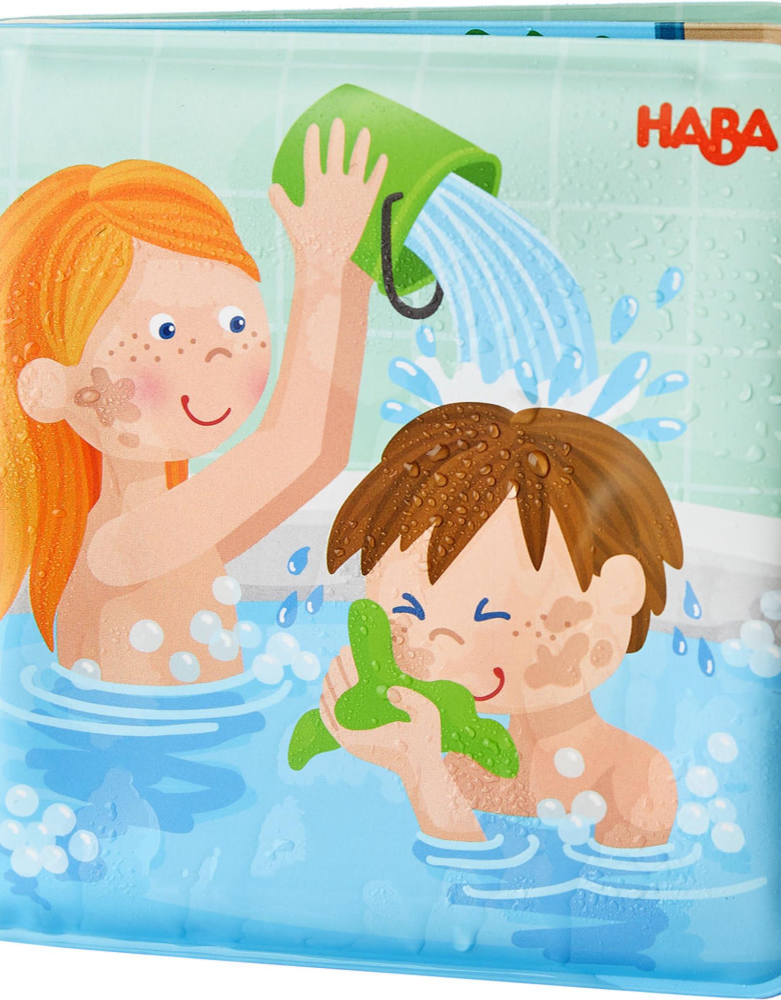 HABA Badboekje Bij Paul & Pia