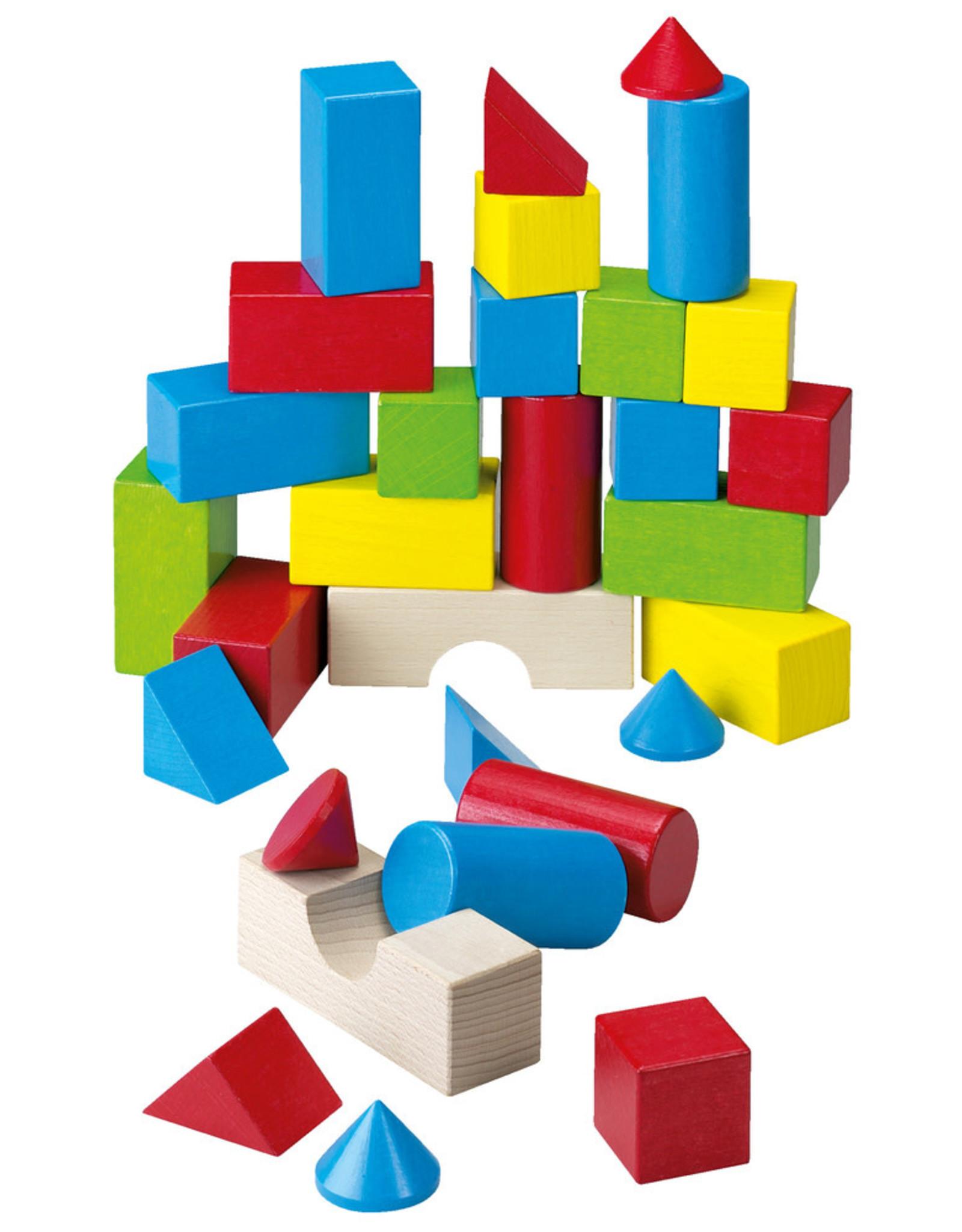 HABA Blokken Basisset