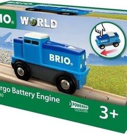 Brio Cargo Battery Engine