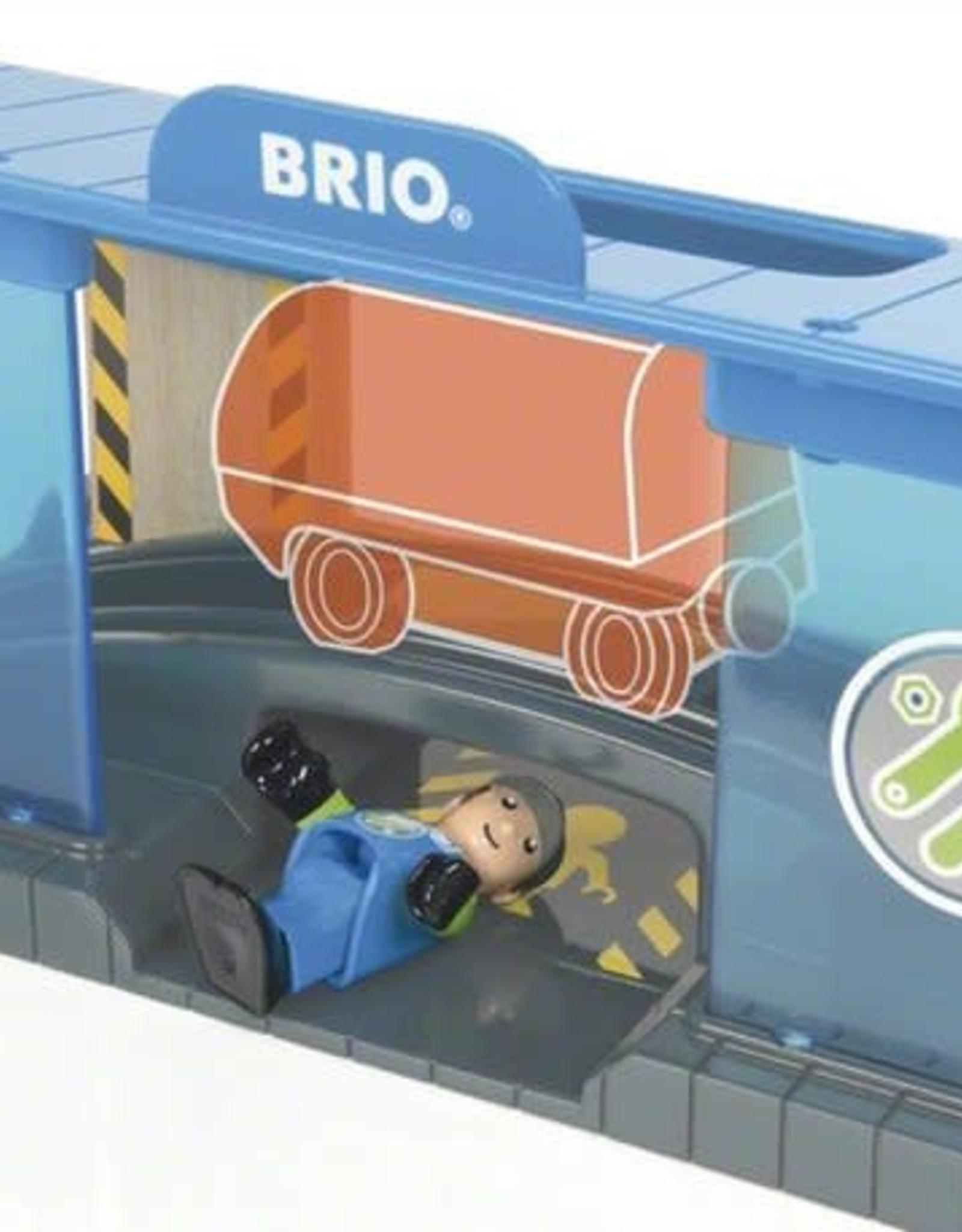 Brio Smart Tech Railway Workshop