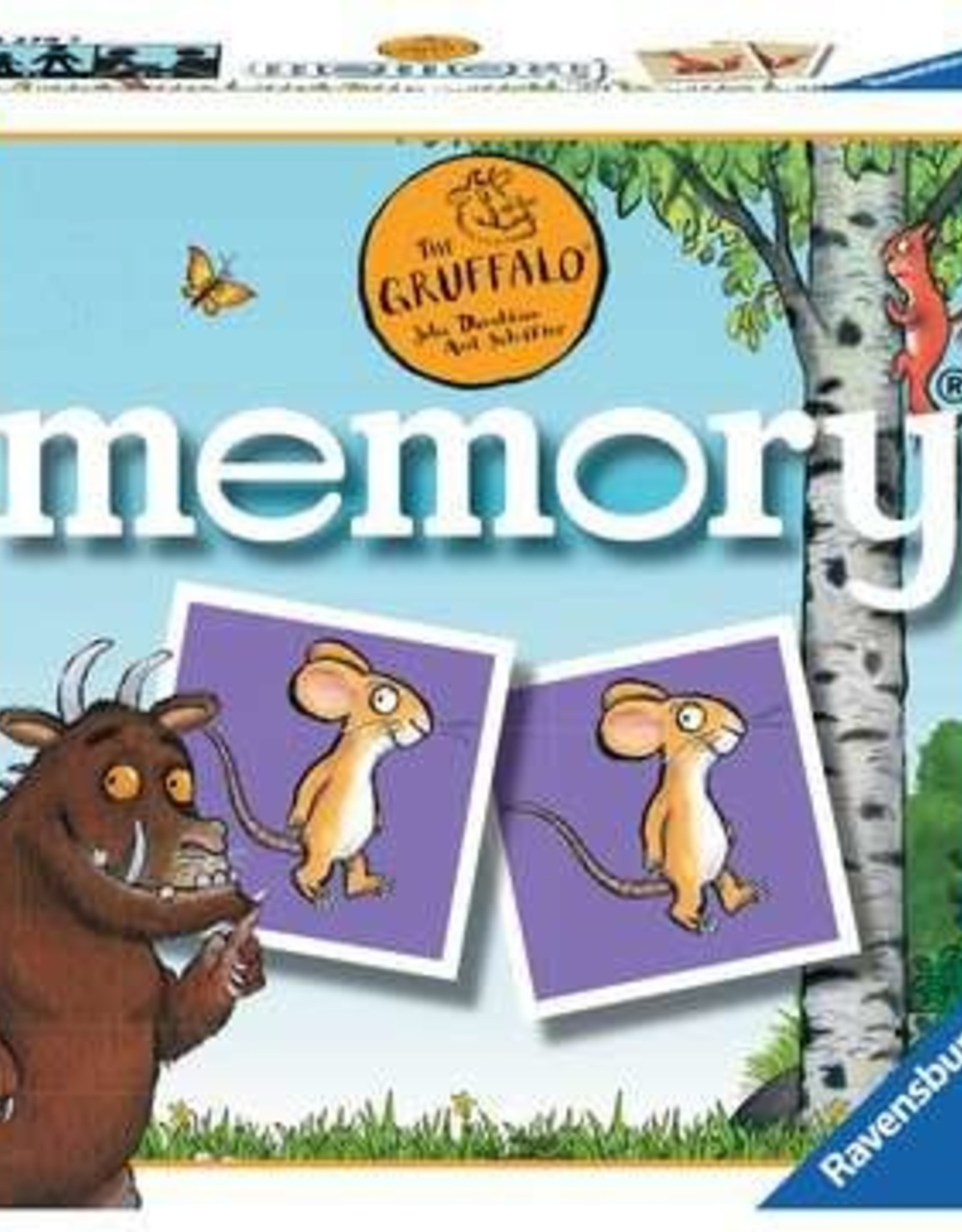 Ravensburger Mini Memory Gruffalo