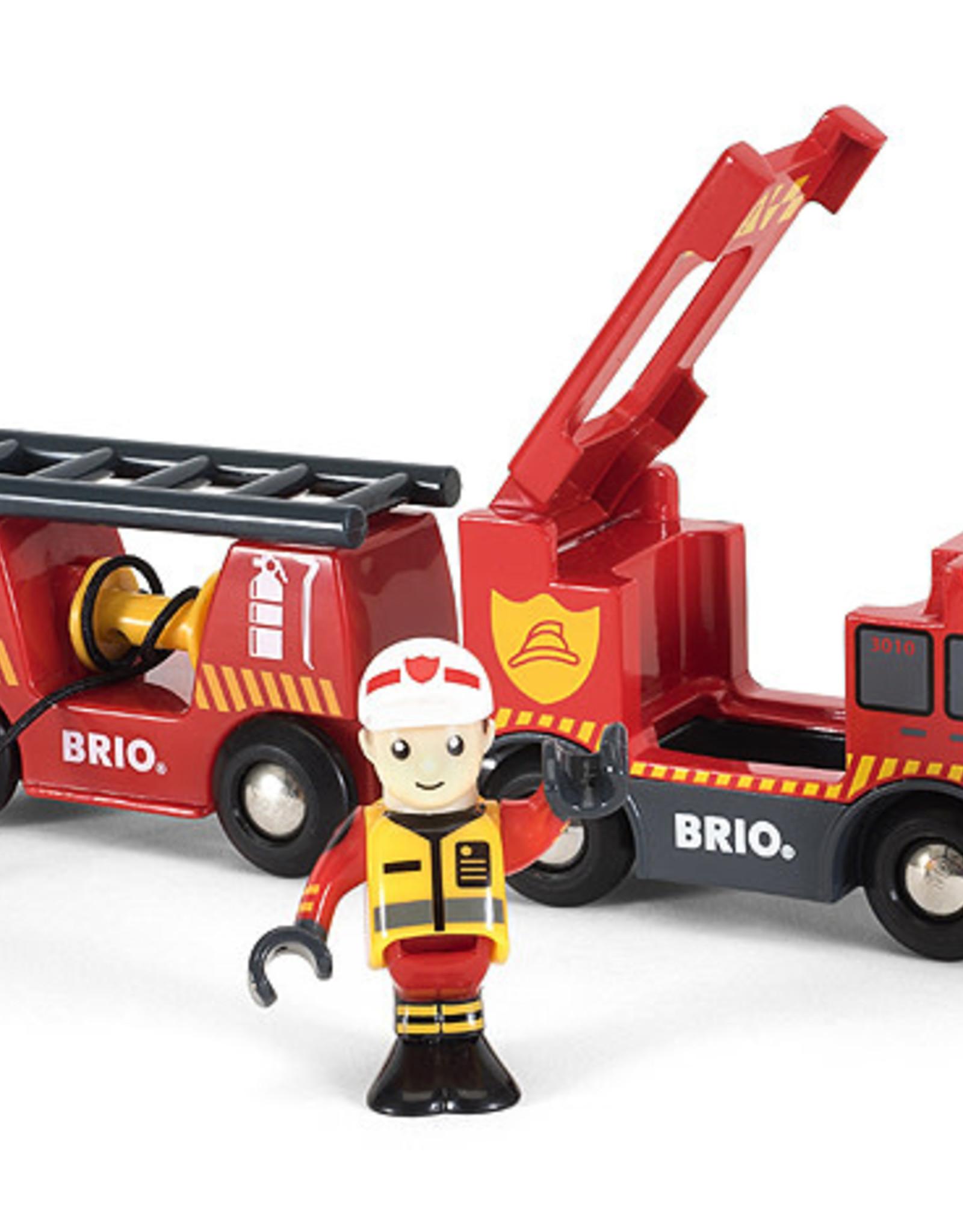 Brio Emergency Fire Engine