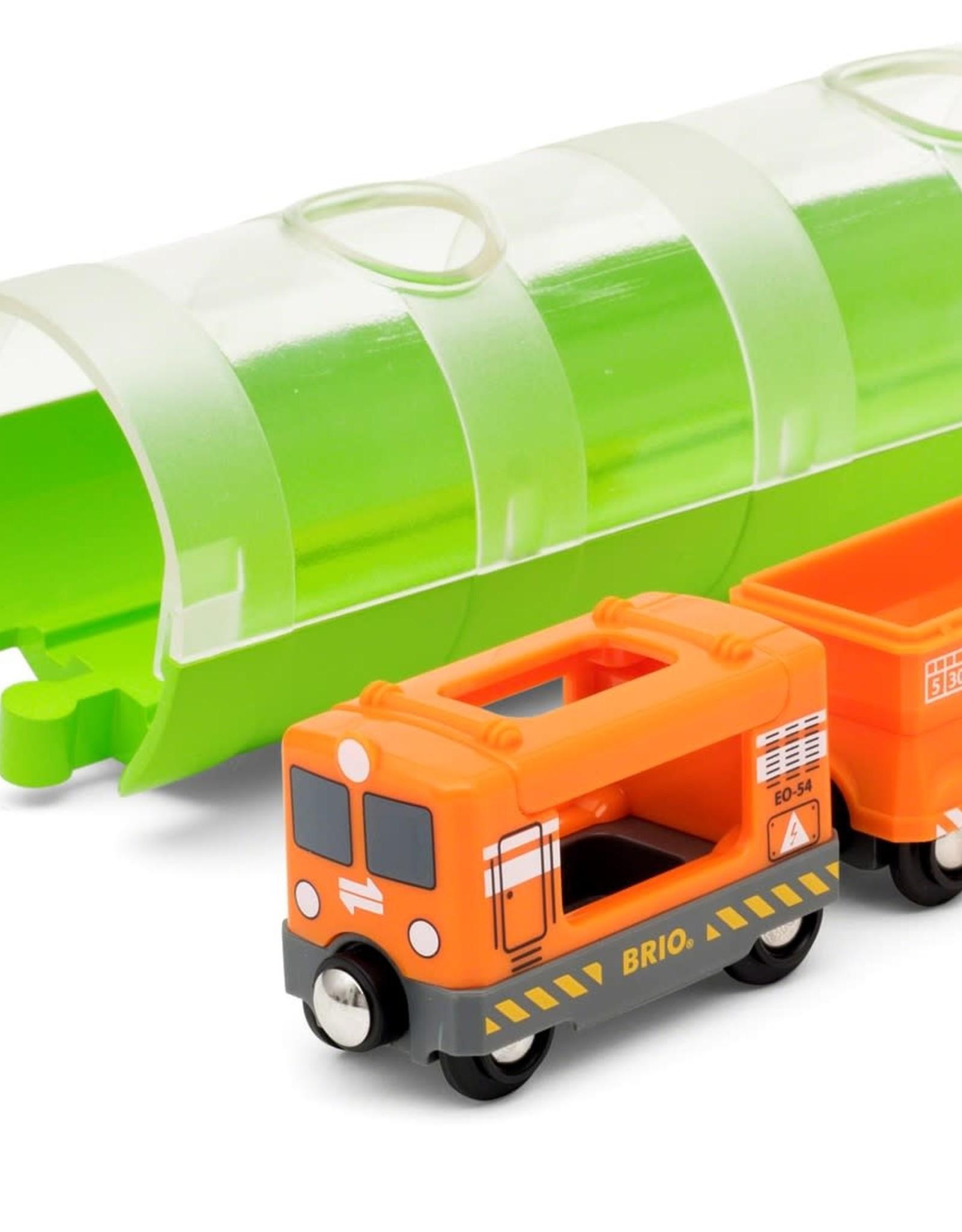 Brio Cargo Train & Tunnel