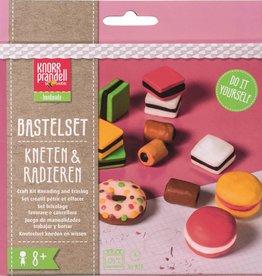 Klei/gum set Tasty Candies