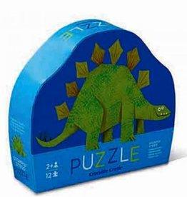 Crocodile Creek Minipuzzel Stegosaurus