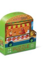 Crocodile Creek Puzzel Food Truck