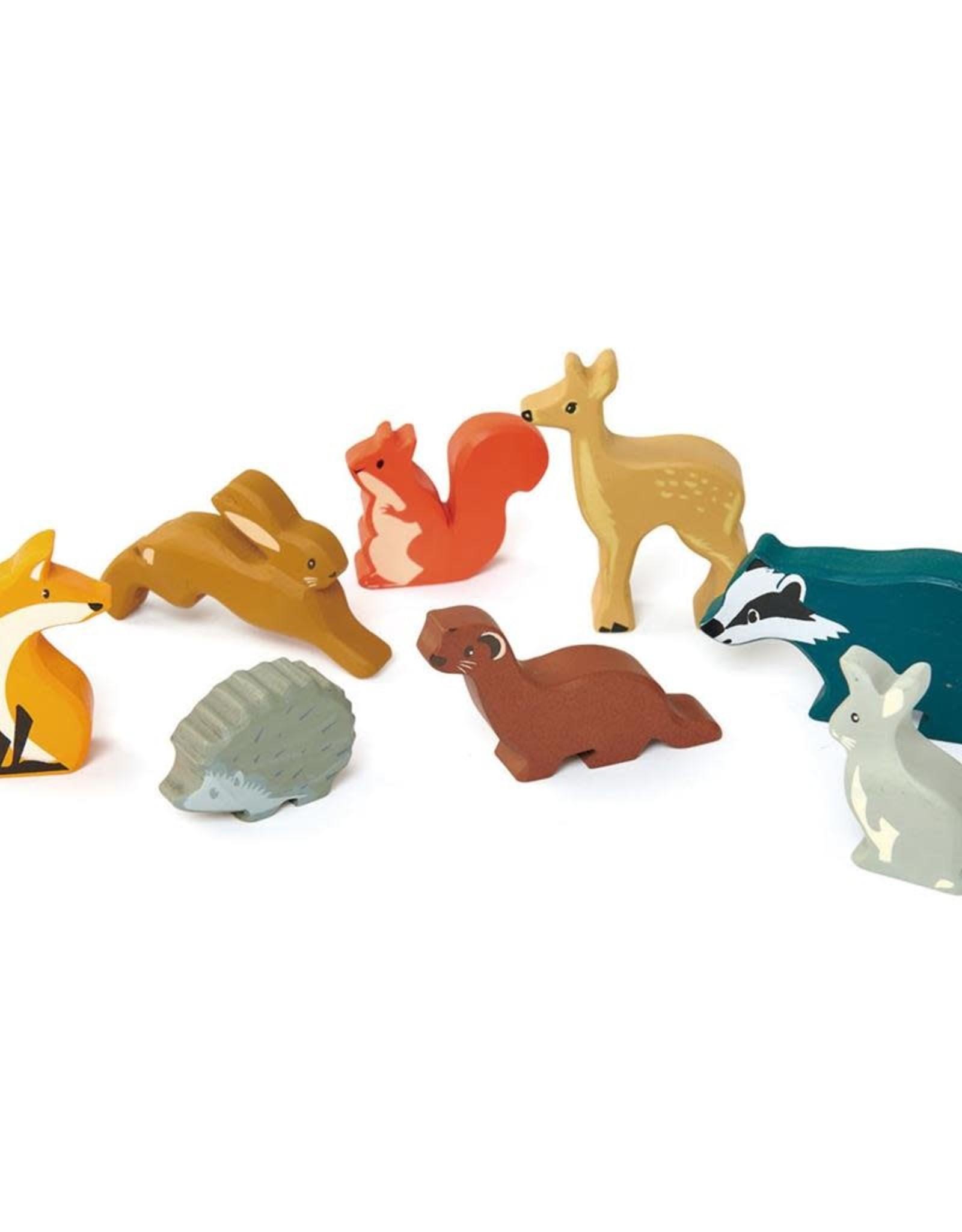 Tender Leaf Toys Eekhoorn