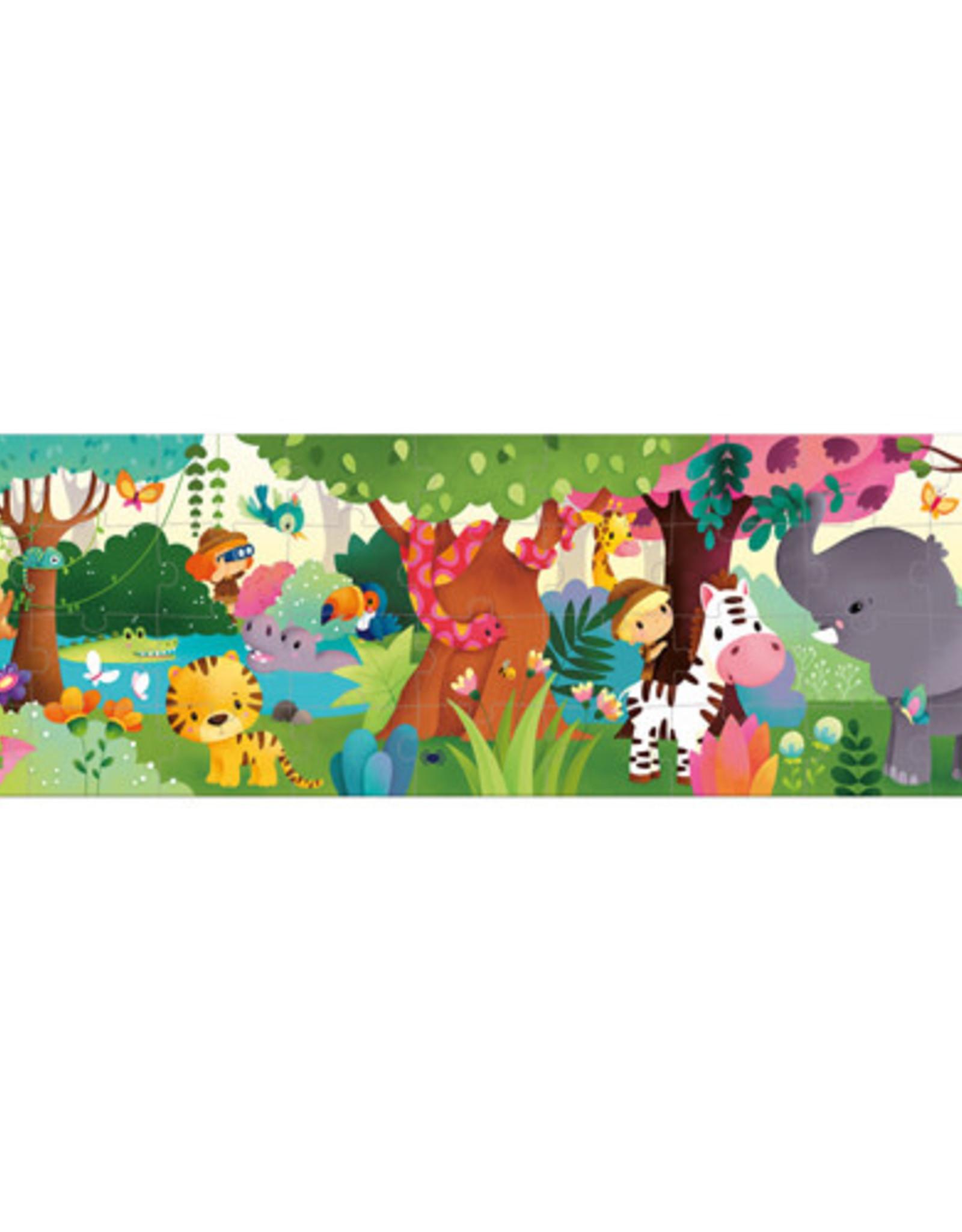 Janod Puzzel Panorama Jungle