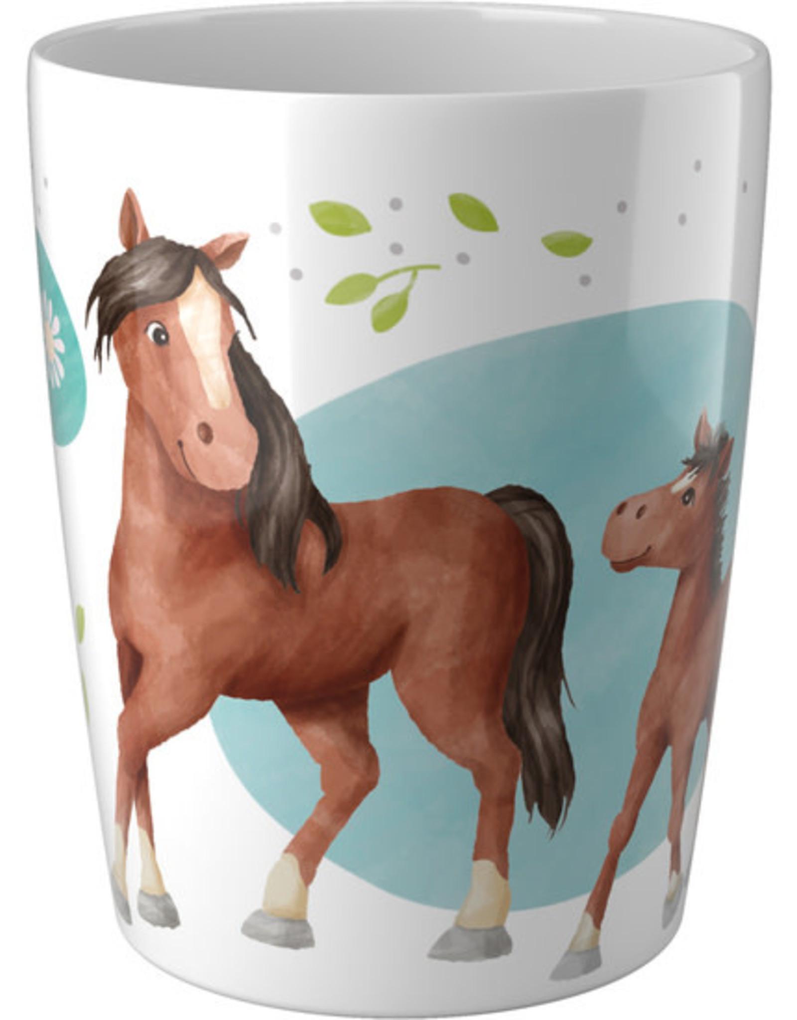 HABA Beker Paarden