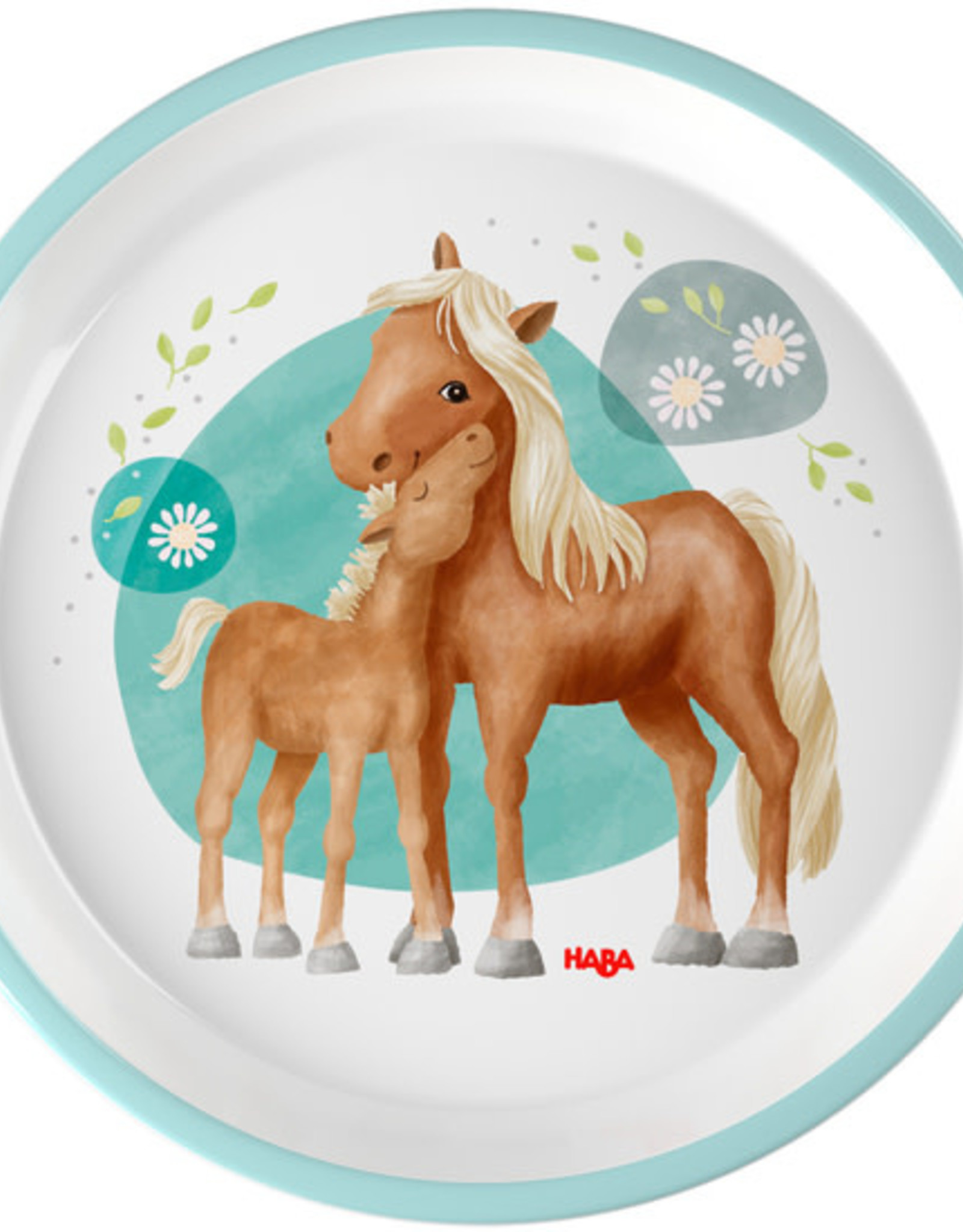 HABA Bordje Paarden