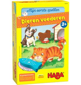 HABA Eerste spel Dieren voederen