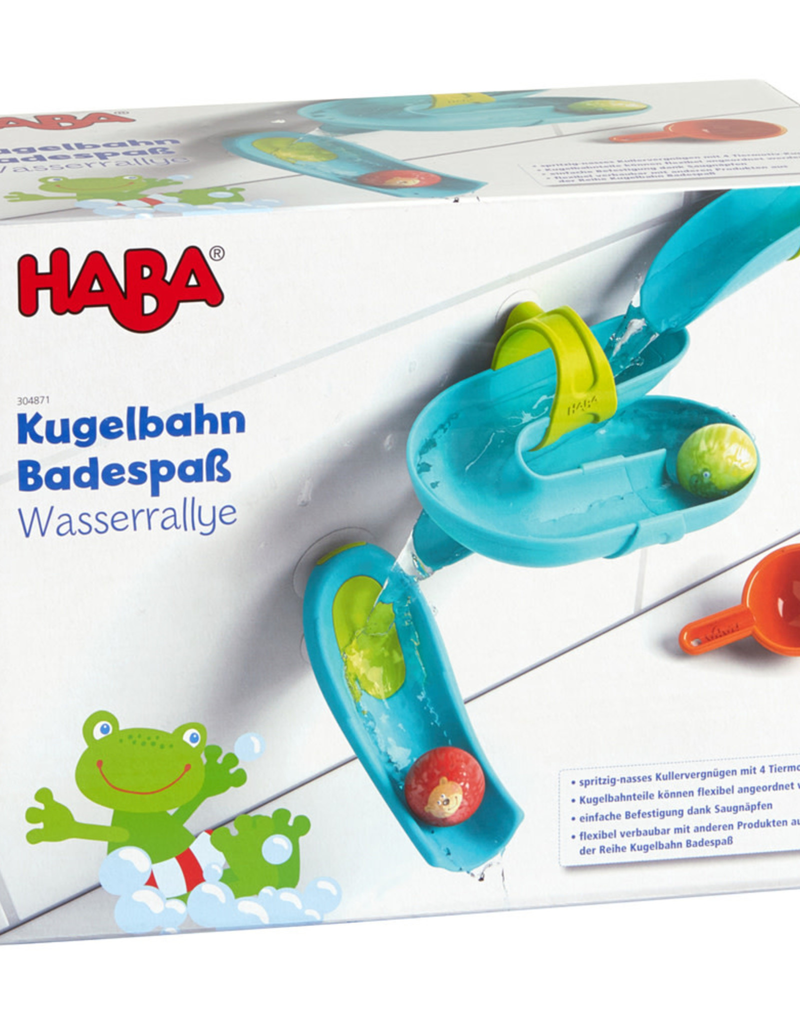 HABA Knikkerbaan Badplezier Waterrally