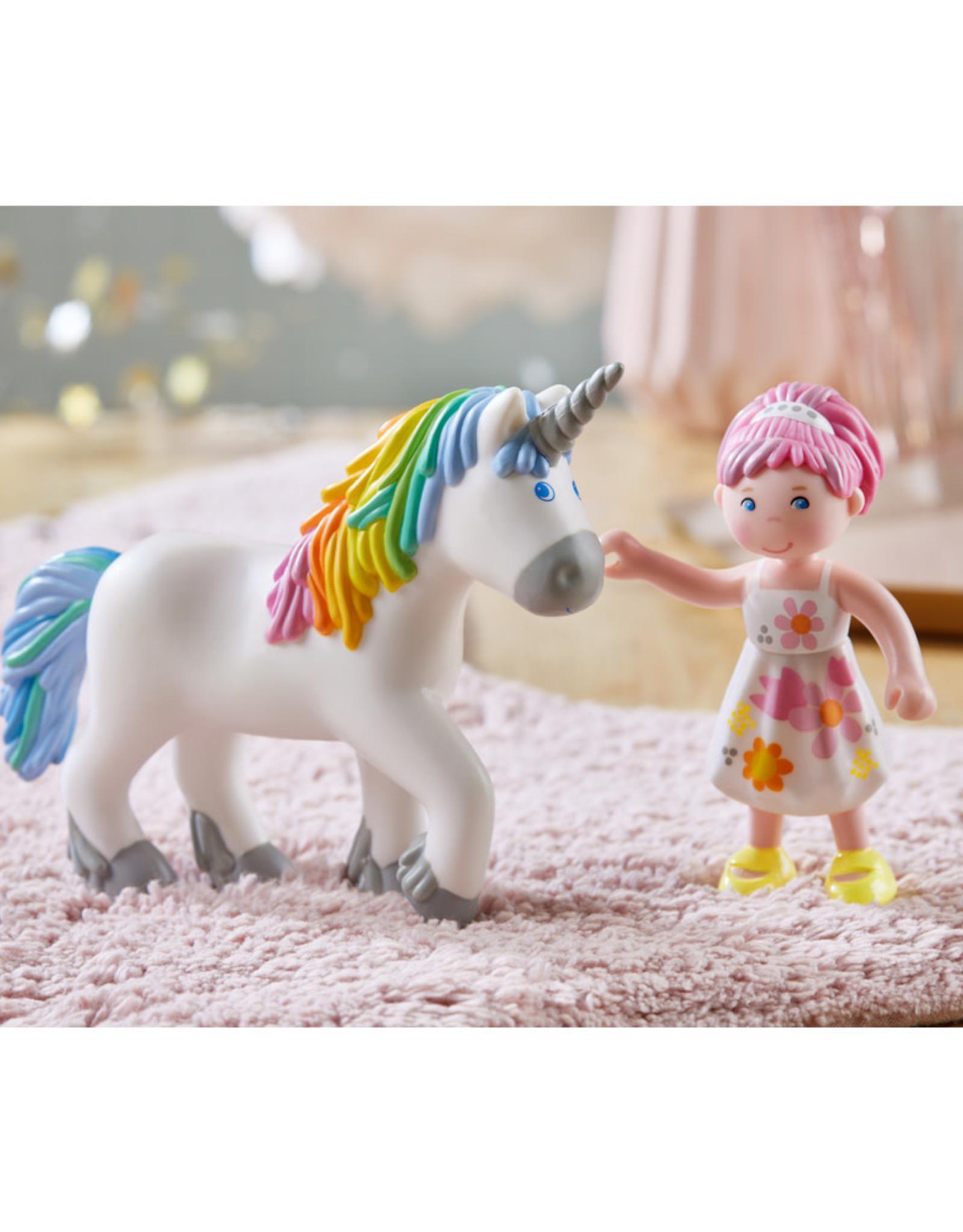 HABA Amira en Eenhoorn Ruby Rainbow