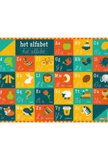 Deltas Placemat Het Alfabet