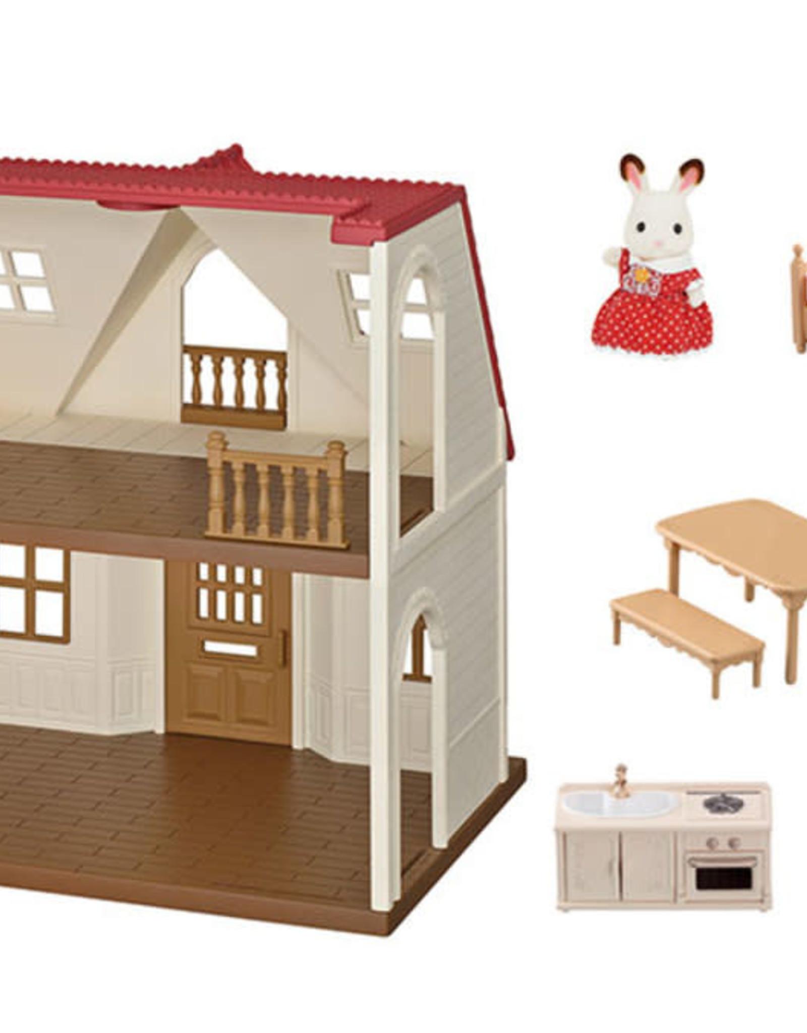 Sylvanian Families Starters huisje Cosy Cottage
