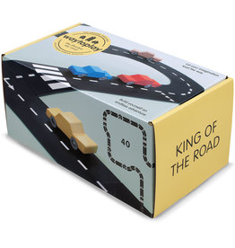 Waytoplay Autoweg King Of The Road 40-delig