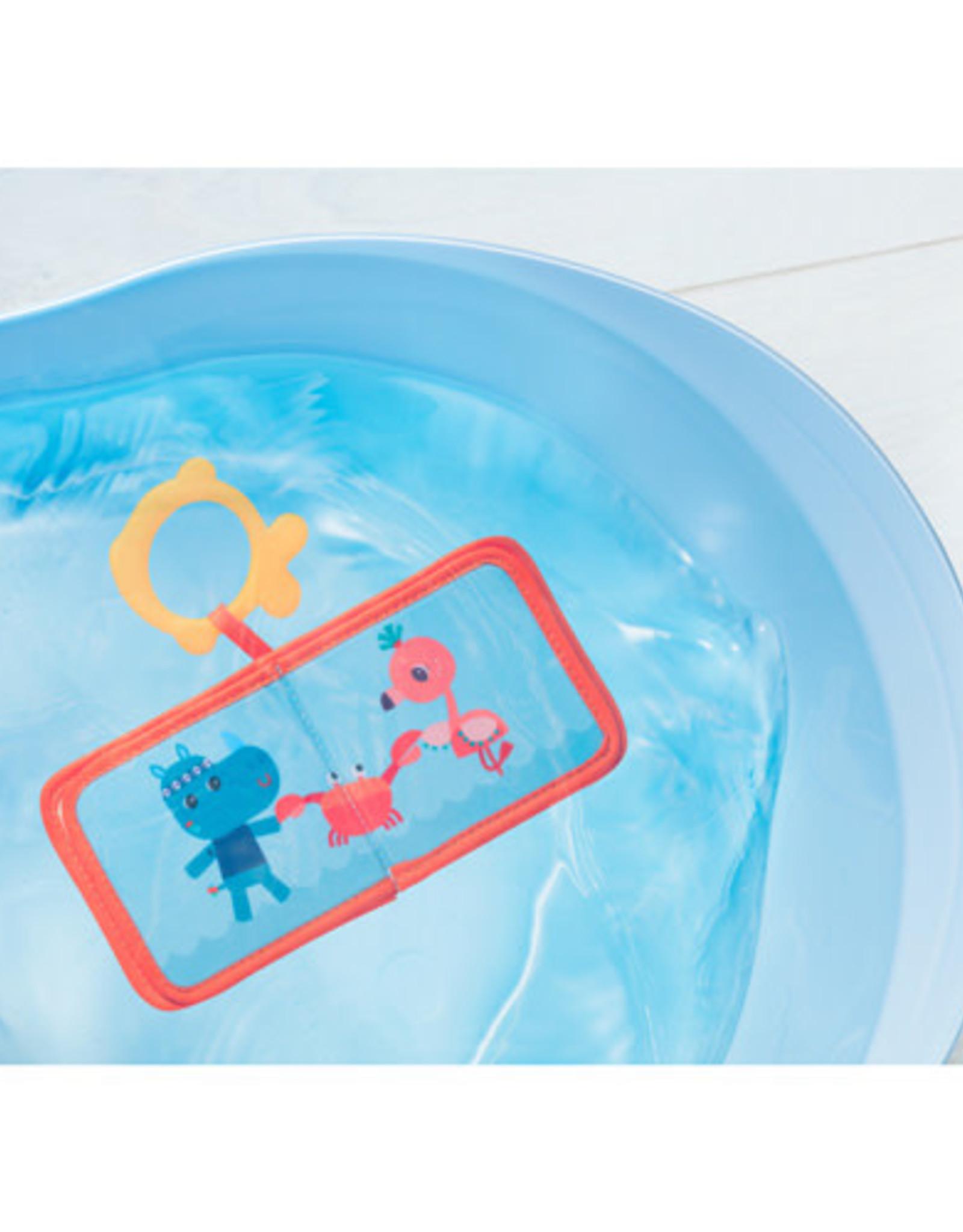 Lilliputiens Badspeelboek Jack