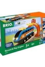 Brio Smart Tech Record & Play Engine