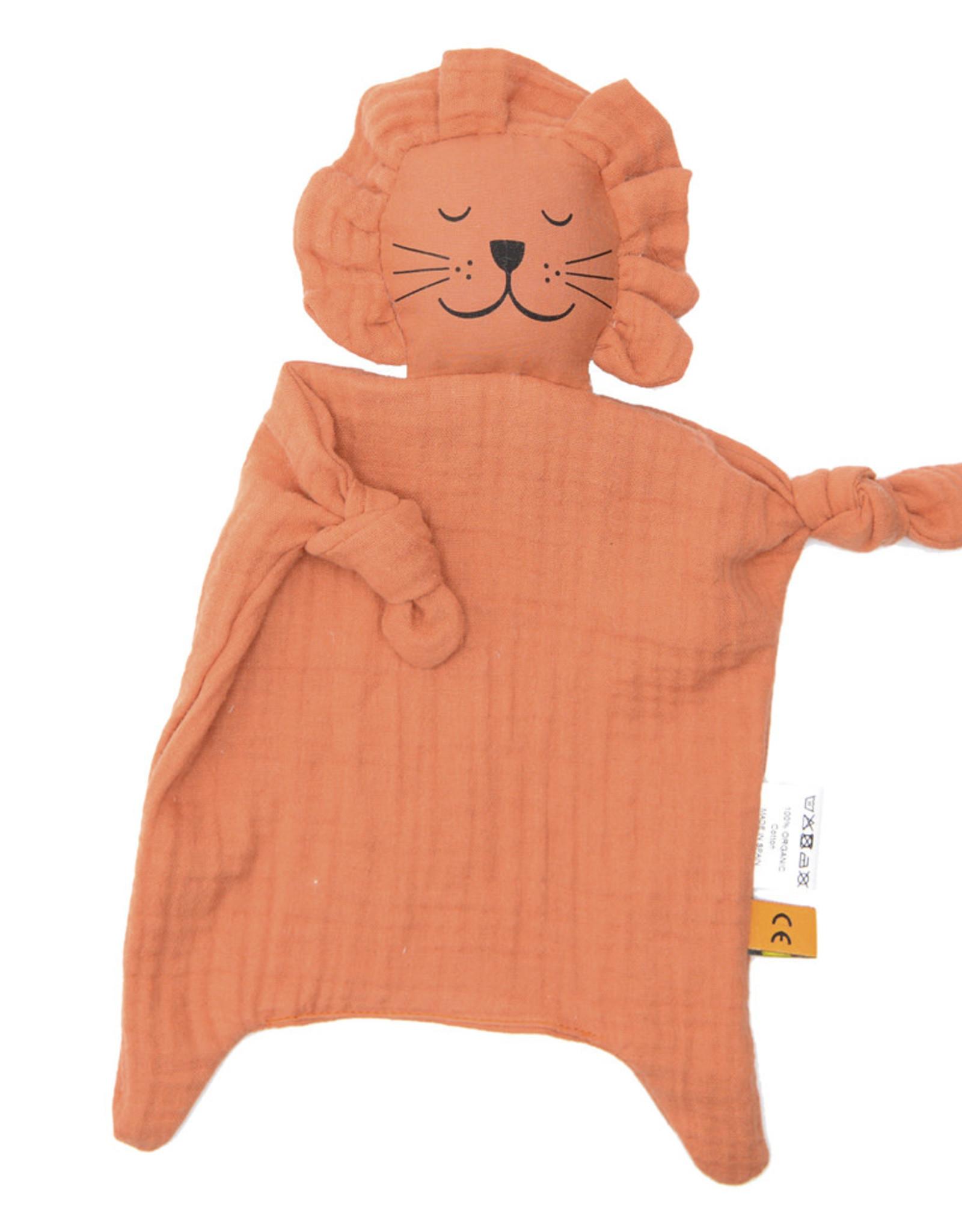 Knuffeldoek Lion